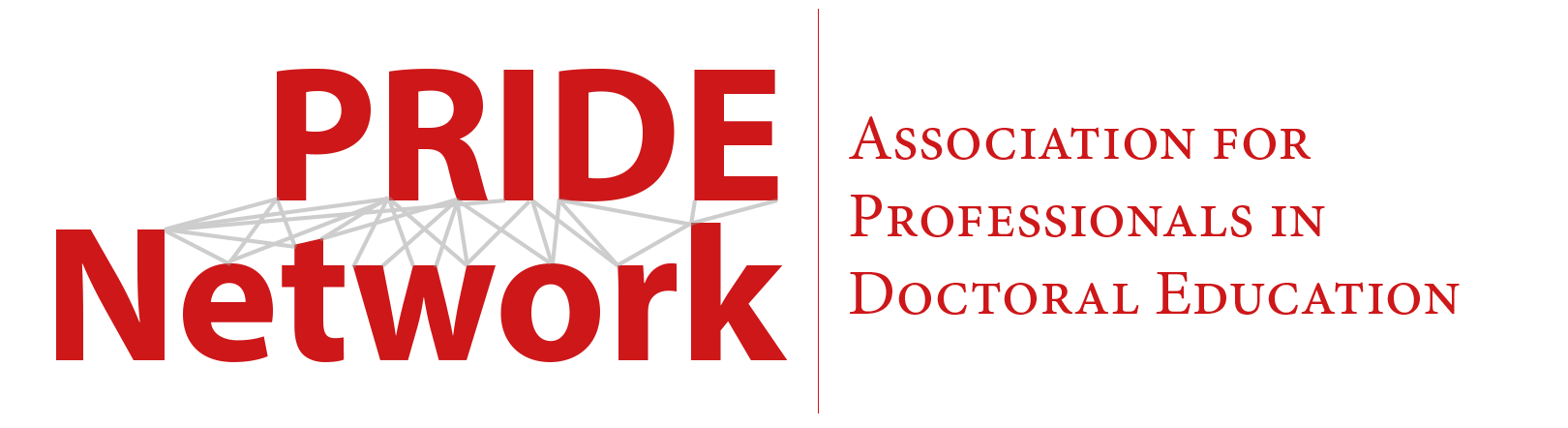 PRIDE Network – Professionals in Doctoral Education